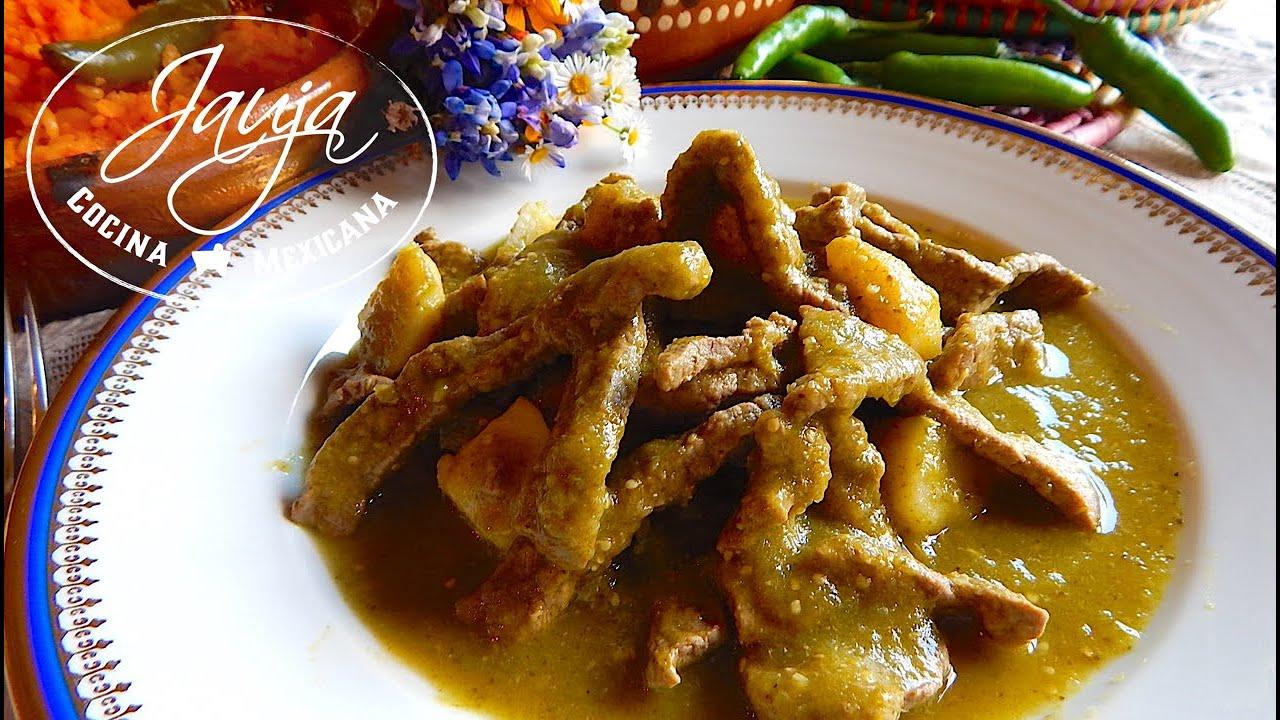 Encantador Cocina Chile Verde Imágenes - Como Decorar la Cocina ...