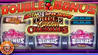 🍒$25 Spins DOUBLE BONU$! 🍒1st Time Trying This Game! 🎰| The Big Jackpot