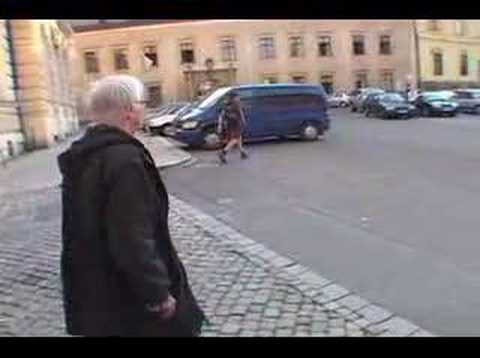 Albert Maysles in the Czech Republic