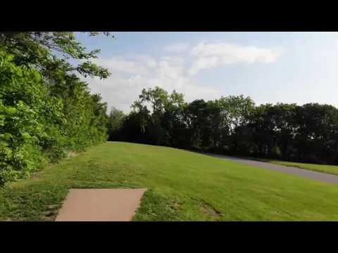 Kessler Park - Cliff Drive, Hole 11 Preview