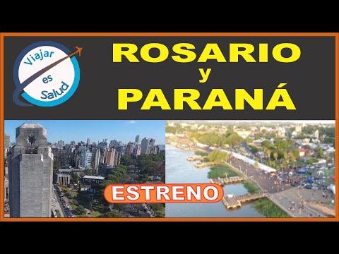 Rosario y Paraná ► Viajar es Salud | Como disfrutar de estos lugares | Todo lo Que Importa | Rosario