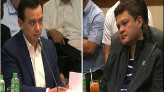 Trillanes, Paolo Duterte face off at Senate probe (part 2)
