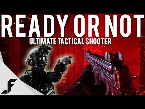 READY OR NOT - Promising Updates ( Ultimate Tactical Shooter )