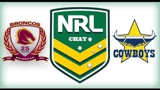GRAND FINAL IS TODAY!! Broncos VS Cowboys. NRL CHAT 4/10/15