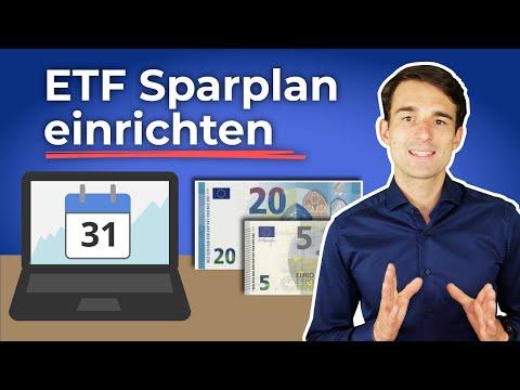 ETF Sparplan kostenlos einrichten: Mit nur 25€ anfangen | Consorsbank Depot Tutorial Teil 2/2