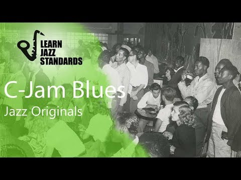 C-Jam Blues play along