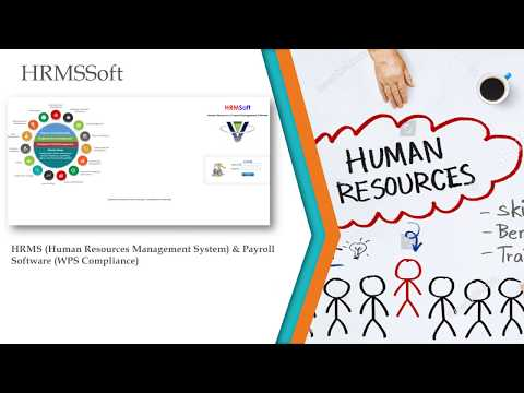 HRMS (Human Resources Management System) & Payroll Software (WPS Complaince)