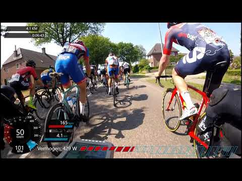 70e SIMAC Omloop der Kempen 2018 Topcompetitie 22nd place - #cycling Holland