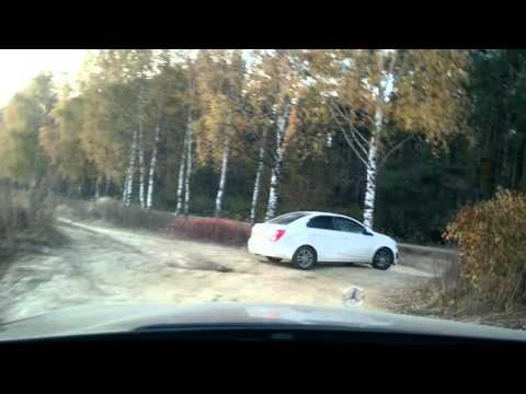 W140 S500, пятница, бездорожье...