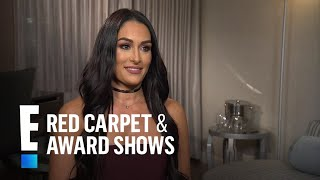 Nikki Bella Talks Post-Engagement Break From WWE | E! Red Carpet & Award Shows
