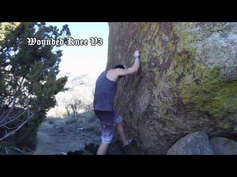 Albuquerque Climbing U-Mound