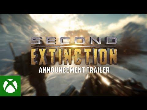 Second Extinction Xbox Announcement Trailer