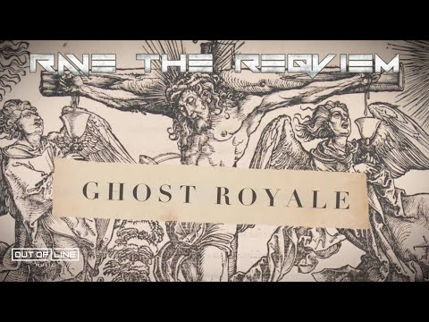 RAVE THE REQVIEM - Ghost Royale (Official Lyric Video)