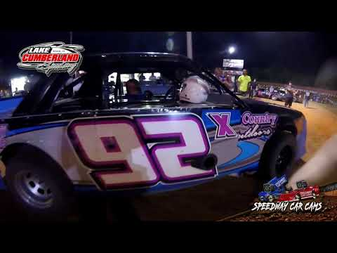 #92X Shane Irving - Pony - 8-25-18 Lake Cumberland Speedway - In Car Camera