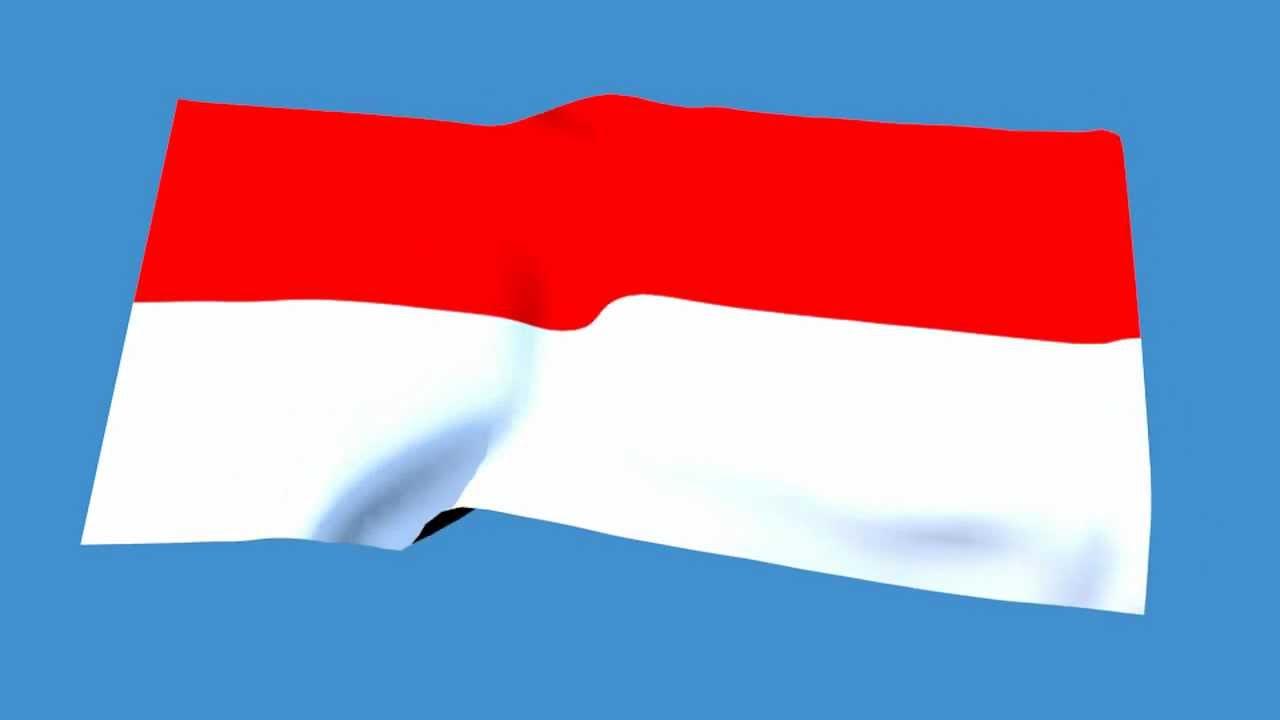 Indonesia Flag Animation Loop Youtube – Cuitan Dokter