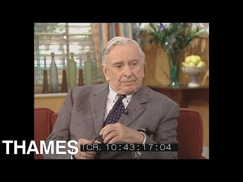 Gore Vidal interview | Open house with Gloria Hunniford | 2000