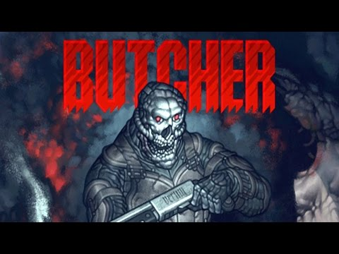 Best Friends Play Butcher
