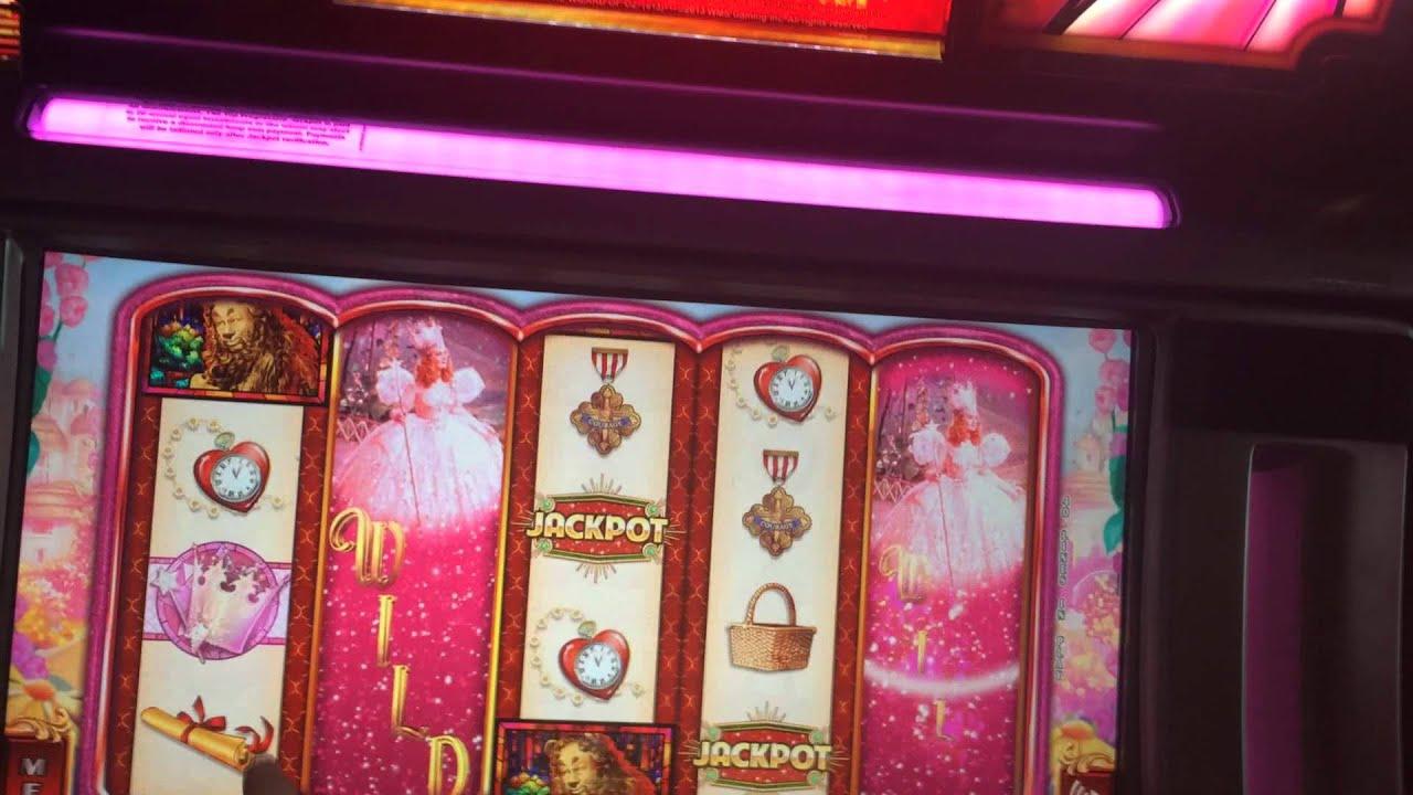ruby slippers 2 slot machine