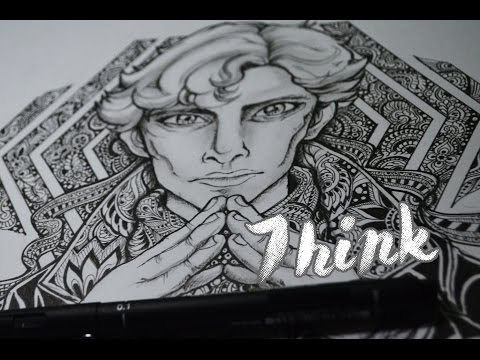 Think - Ethnic Series (Time Lapse)