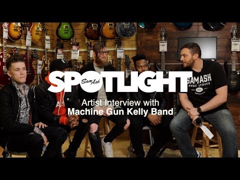 Machine Gun Kelly Band | Artist Interview