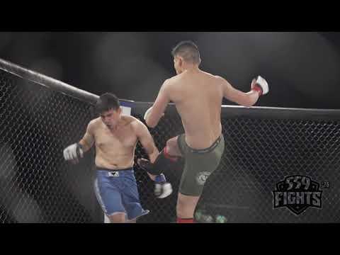559 Fights #76 Andrew Balandran vs Juan Salazar