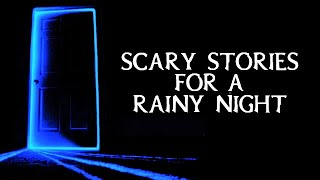Scary True Stories Told In The Rain | Rainfall Video | (Scary Stories) | (Rain) | (Rain Video)