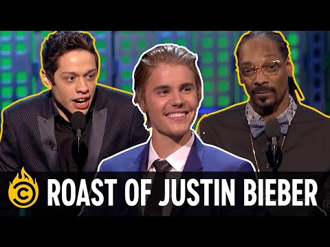 The Harshest Burns From The Roast Of Justin Bieber