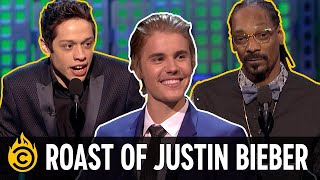 The Harshest Burns fŗom the Roast of Justin Bieber