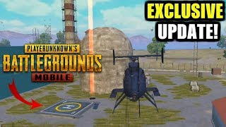 PUBG MOBILE NEXT UPDATE : HELICOPTER - BRDM - NEW TDM MAP - NEW GUNS : GRENADE LAUNCHER, RPG \u0026 MORE!