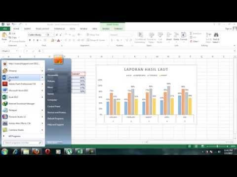 cara-membuat-grafik-pada-ms-excel-2013