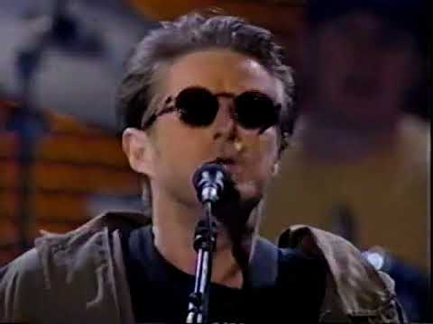 Don Henley, Dirty Laundry live