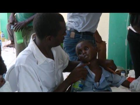 Haiti's cholera outbreak