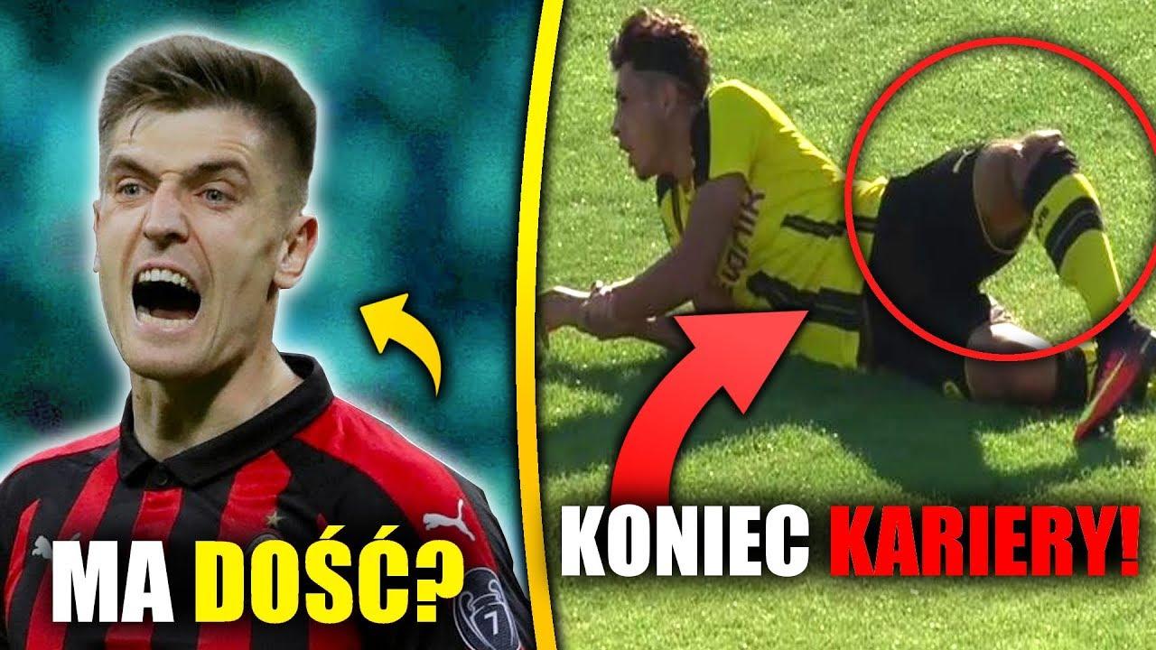1cd3b7de3 Krzysztof Piątek WŚCIEKŁY na Ac Milan! Koniec kariery 21-latka ...