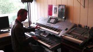Matt Bianco Half a Minute Basia Improvisation Yamaha Tyros 5 Roland G70 By Rico