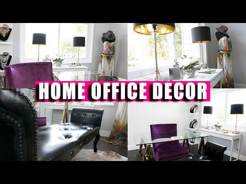 NEW! Home Office Decor IDEAS - IKEA HACKS
