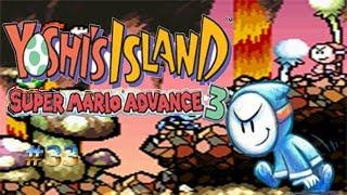 ¡Corre Mario!/Yoshi´s Island: Super Mario Advance 3 #33