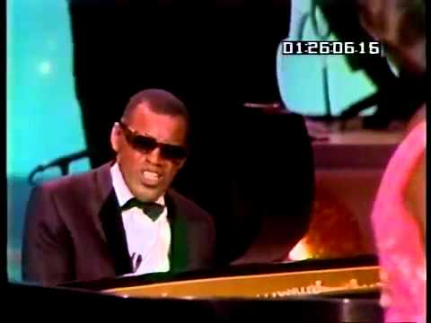 """Ray Charles, October 1966 (""""Crying Time"""", """"Tell the World About You"""" and """"Alexander's Ragtime Band"""")"""