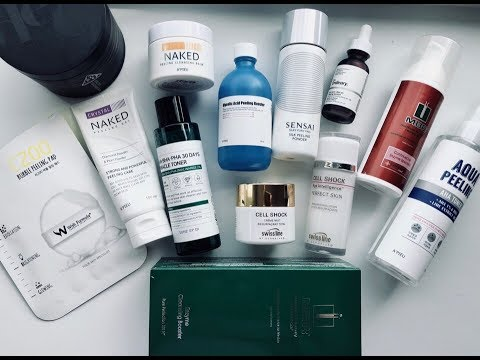 Пилинги 2018 🌟 Apieu, MBR, Wish Formula, The Ordinary