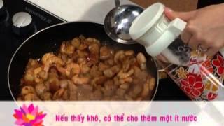 Nghệ sĩ Thoại Mỹ vào bếp [Nấu Giỏi Ăn Ngon-- 30.03.2013]