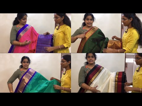 Valentine's Day Spl Sarees Vlog/Silk Cotton Manufacturers/Exclusive Collection For Valentines Day