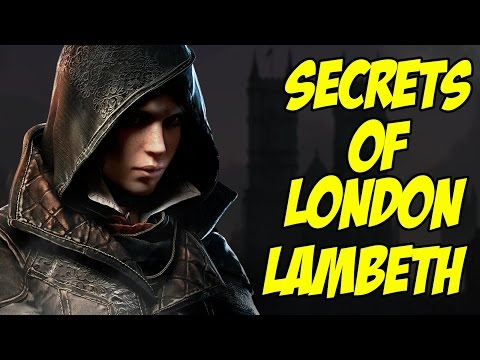 Assassins Creed Syndicate Lambeth Music Box Collectibles Secrets of London