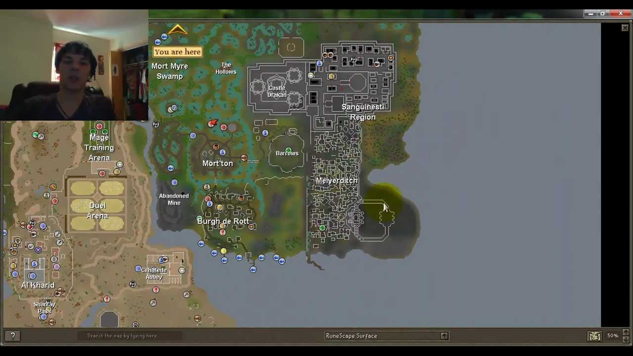 Runescape World Map Expansion 9262012