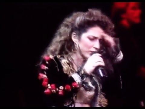 [Rare] Get On Your Feet Tour 1990 Fairfax (VA) Gloria Estefan & Miami Sound Machine