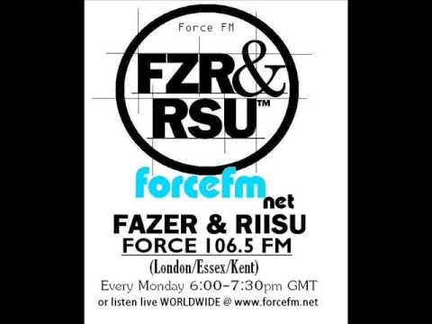 Fazer n Riisu (Force FM) Tunes of '08 Mini Mix. (61 tunes in 10 mins)