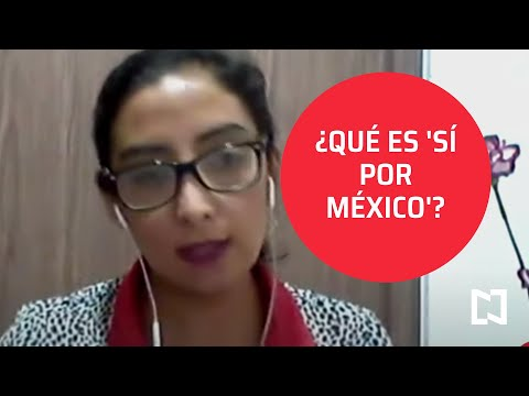 ¿Qué es 'Sí Por México'? - Punto y Contrapunto
