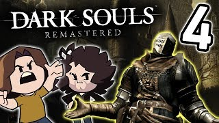 Dark Souls Remastered: Where Duh Bonefire? - PART 4 - Game Grumps
