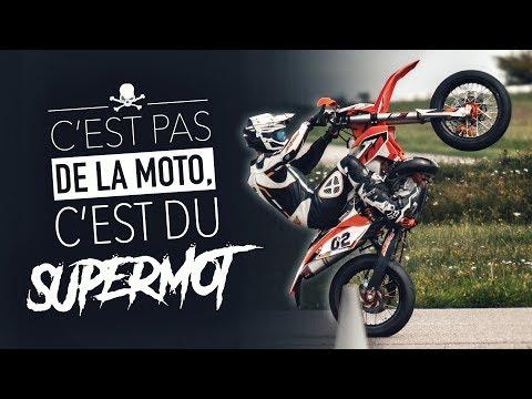 C'EST PAS DE LA MOTO, C'EST DU SUPERMOT' ! #2