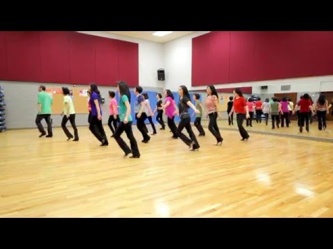 Todos - Line Dance (Dance & Teach in English & 中文)