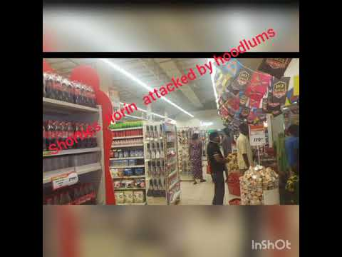 Download shoprite ilorin attacked by hoodlums and empty the mall. please subscribe to my channel thanks