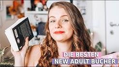 DIE BESTEN NEW ADULT BÜCHER